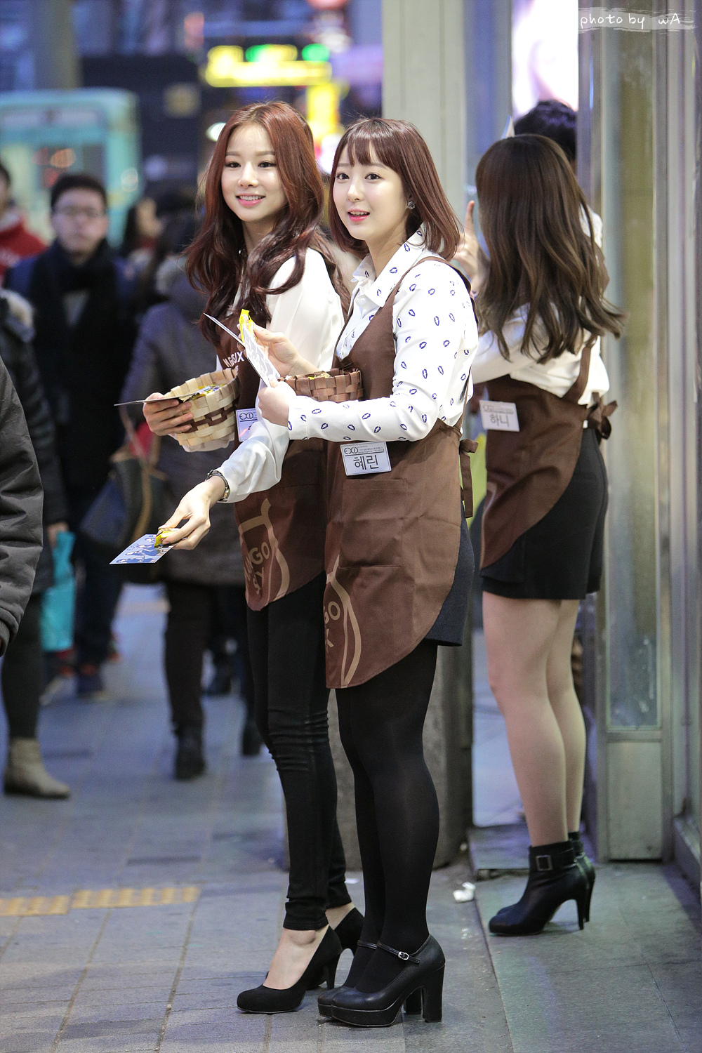 """[FANTAKEN][HQ] 2014.02.14 EXID Romantic Valentine's Day """"Better Together"""" Event withMANGOSIX"""
