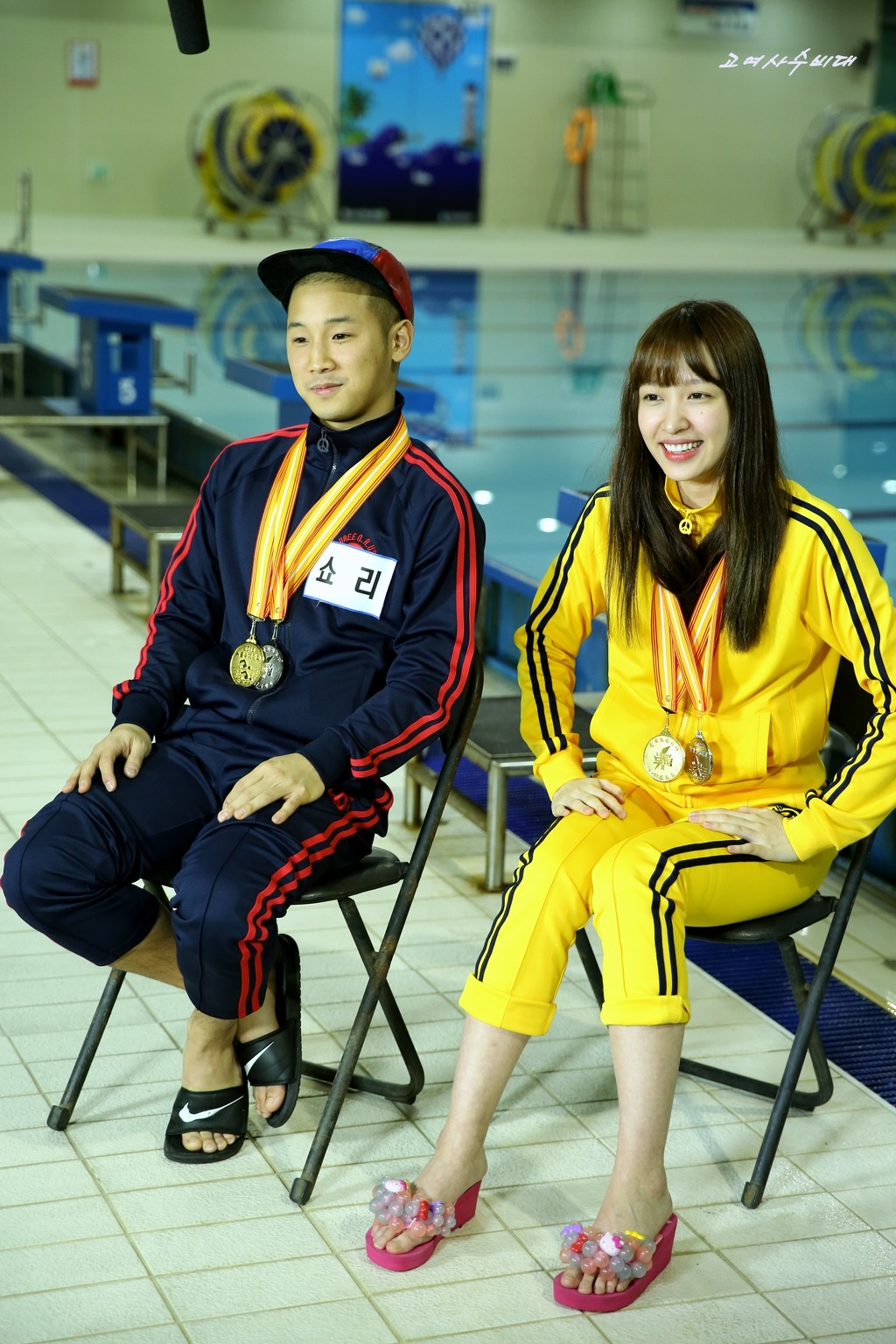 [14/03/16] Hani @ Let's Go Dream Team by 고여사수비대