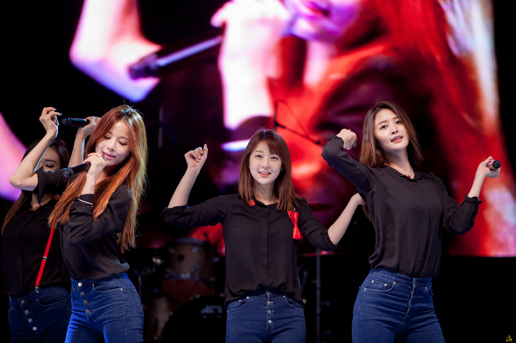 [HQ/FANTAKEN] 14.10.04 EXID at 2014 Pyeongtaek Rock Festival by hunnnnni