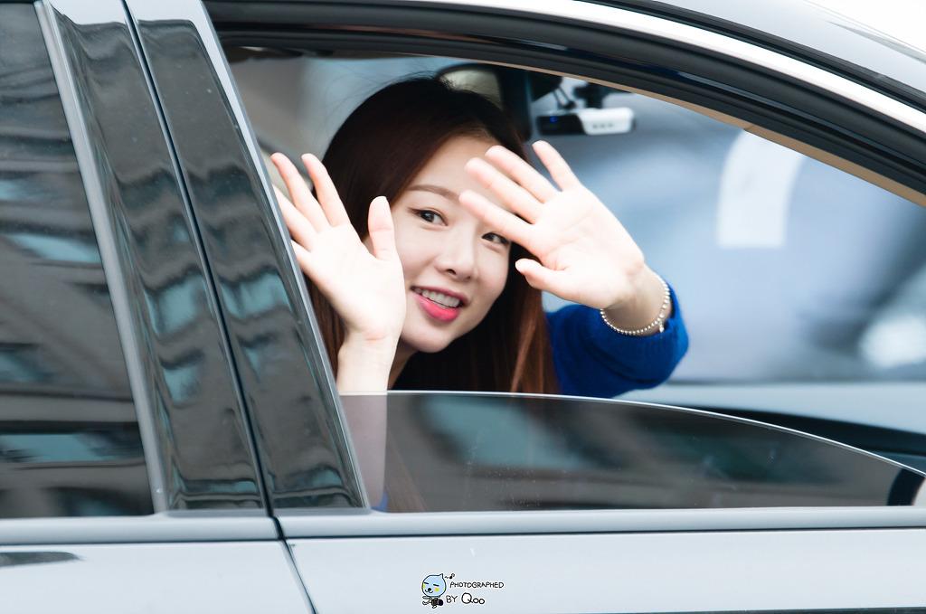 [HQ/FANTAKEN] 141124 Solji at KBS Lee Sora's Music Plaza ByQoo