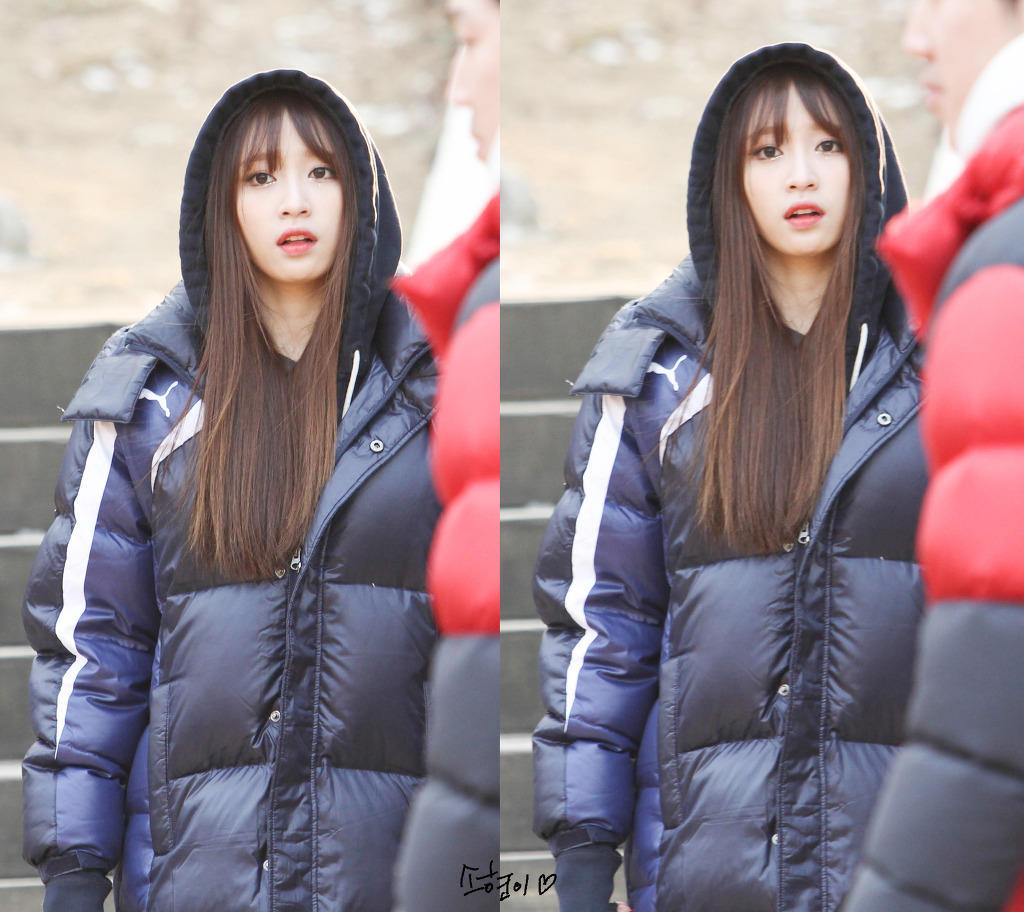 [HQ/FANTAKEN] 14.12.07 EXID's Fans Meeting after Inkigayo by 소현