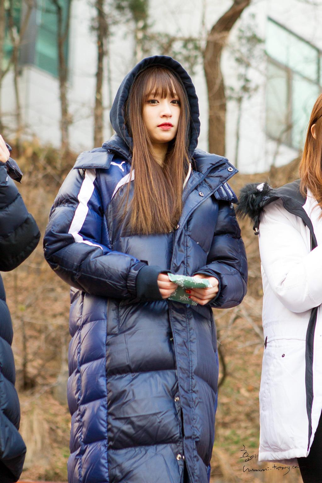 [HQ/FANTAKEN] 14.12.07 EXID's Fan Meeting after Inkigayo Byhunnnnni
