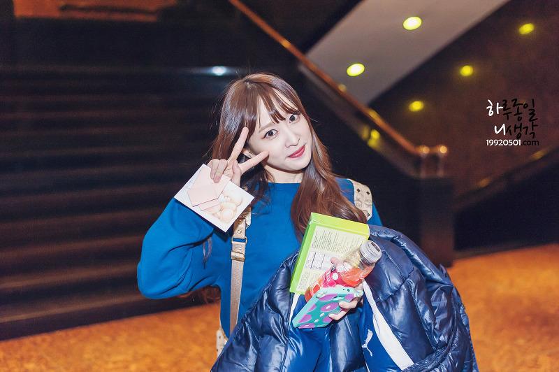 [HQ/FANTAKEN] 141221 Hani at  JTBC 100 People, 100 SongsRecording