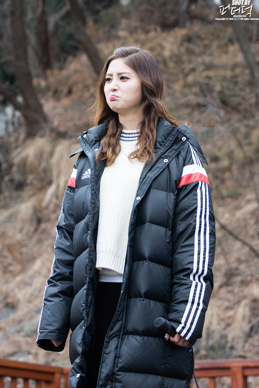[HQ/FANTAKEN] 150118 Jung Hwa at Inkigayo FanMeeting