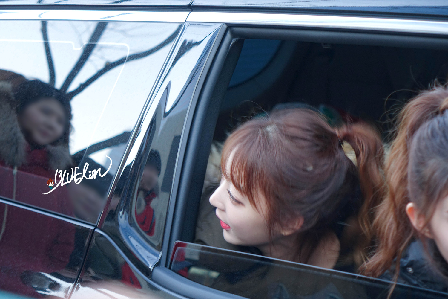 [HQ/FANTAKEN] 150117 Hyelin at Music Core Mini Fan Meeting