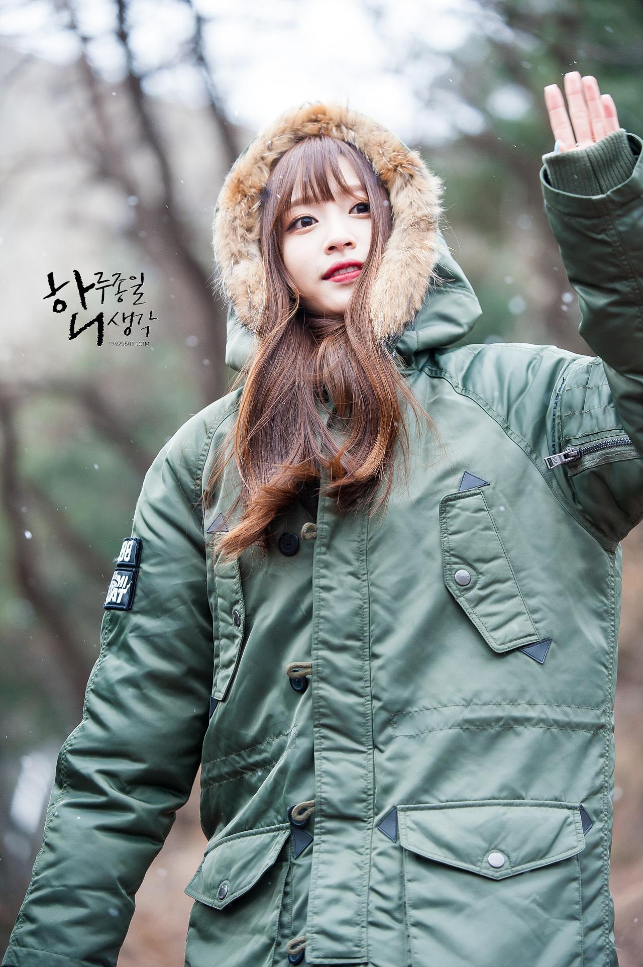 [HQ/FANTAKEN] 150118 Hani at Inkigayo FanMeeting